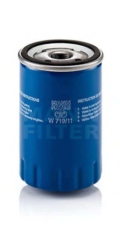W71911 MANN-FILTER Масляный фильтр