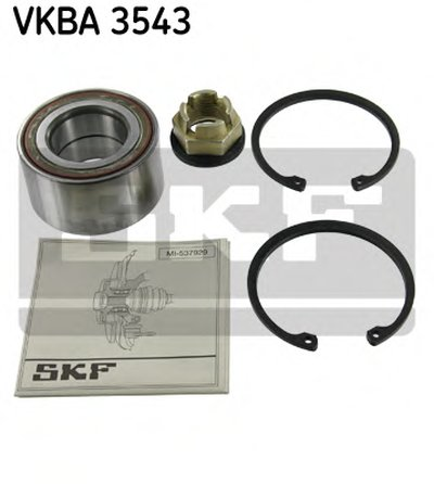 VKBA3543 SKF Комплект подшипника ступицы колеса