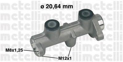 050307 METELLI целиндер ручного тормоза