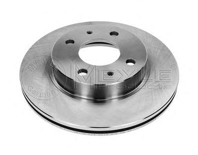Тормозной диск MEYLE 36155210011 для авто NISSAN с доставкой