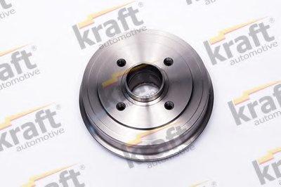 6065000 KRAFT AUTOMOTIVE Тормозной барабан