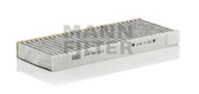 CUK260132 MANN-FILTER Фильтр, воздух во внутренном пространстве