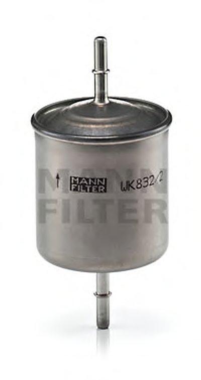 WK8322 MANN-FILTER Топливный фильтр