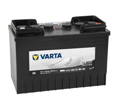 Стартерная аккумуляторная батарея; Стартерная аккумуляторная батарея Promotive Black VARTA купить