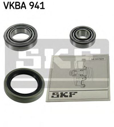 VKBA941 SKF Комплект подшипника ступицы колеса
