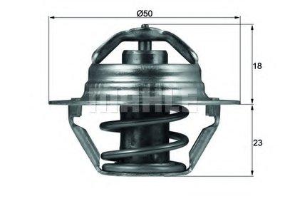 Термостат Behr H.042.89 DACIA/ OPEL/ RENAULT