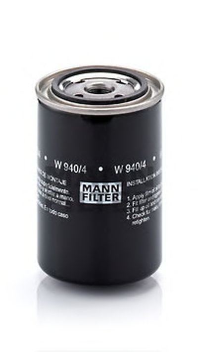 W9404 MANN-FILTER Масляный фильтр