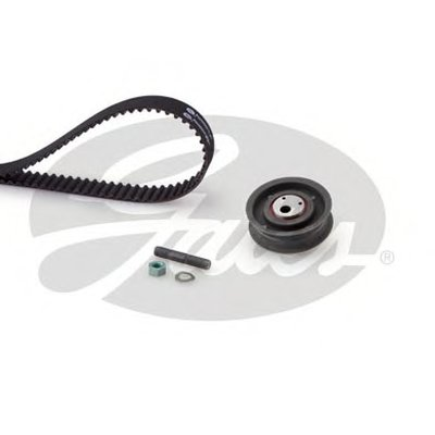 К-кт паска ГРМ VAG 1.3/1.5/1.6/1.8/2.0 GATES K015016 для авто AUDI, SEAT, VW с доставкой