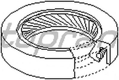 Уплотняющее кольцо, ступенчатая коробка передач TOPRAN купить