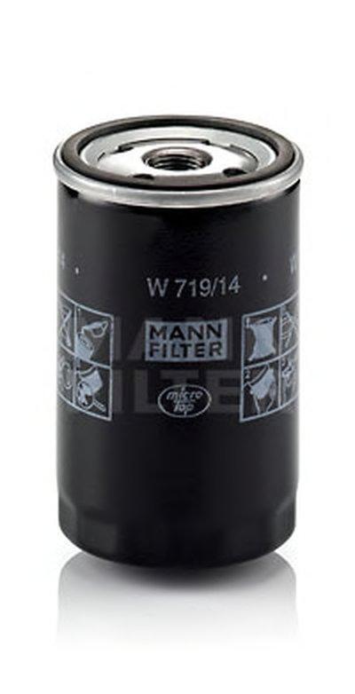 W71914 MANN-FILTER Масляный фильтр