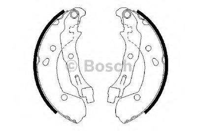 Гальмівні колодки барабанні NISSAN/RENAULT Micra/Modus/Clio III ''>>06