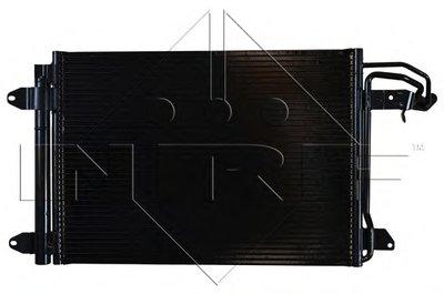Радиатор кондиционера EASY FIT NRF 35520 для авто AUDI, SEAT, SKODA, VW с доставкой-2