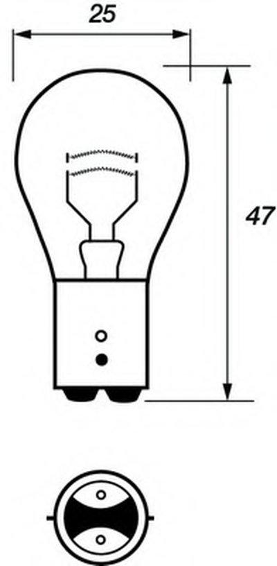 Лампа накаливания, фонарь указателя поворота; Лампа накаливания, фонарь сигнала торможения; Лампа накаливания, задняя противотуманная фара; Лампа накаливания, задний гарабитный огонь; Лампа накаливания, стояночный / габаритный огонь; Лампа, мигающие / габаритные огни; Лампа накаливания, фара дневного освещения MOTAQUIP купить