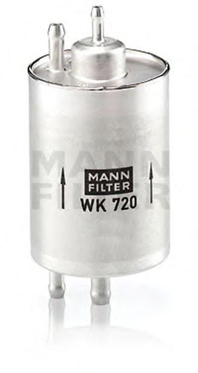 WK720 MANN-FILTER Топливный фильтр
