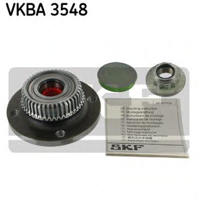 VKBA3548 SKF Комплект подшипника ступицы колеса
