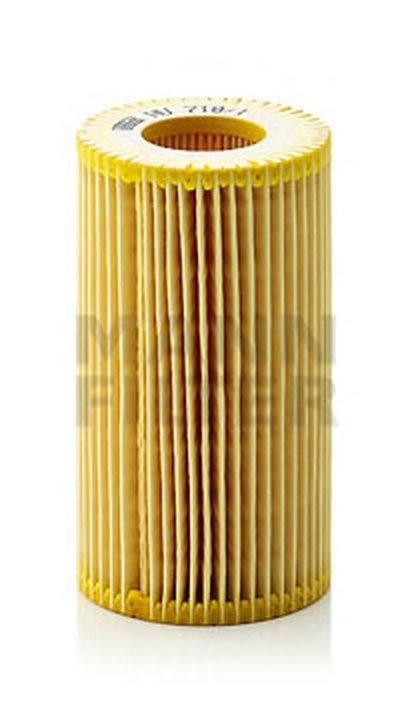 HU7181Z MANN-FILTER Масляный фильтр