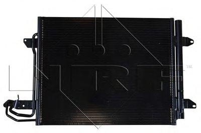 Nrf 35521_Радиатор Кондиционера ! Vw Caddytouran 1.4-2.01.9Tdi 04 NRF 35521 для авто VW с доставкой-2