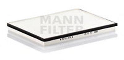 CU3132 MANN-FILTER Фильтр, воздух во внутренном пространстве