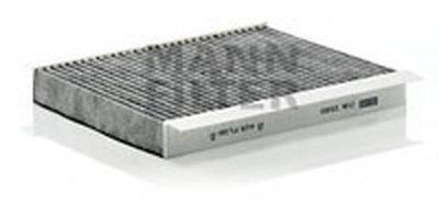 CUK2680 MANN-FILTER Фильтр, воздух во внутренном пространстве