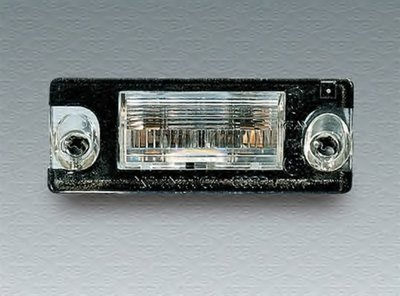 Автозапчасть/Фонарь освещения номера l r MAGNETI MARELLI 714044850601 для авто AUDI с доставкой