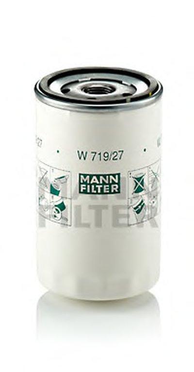 W71927 MANN-FILTER Масляный фильтр