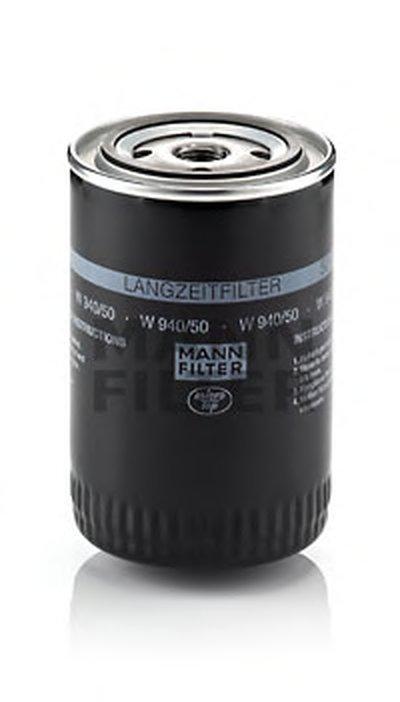 W94050 MANN-FILTER Масляный фильтр