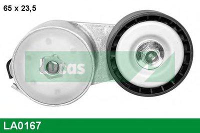 Натяжной ролик, поликлиновой  ремень LUCAS ENGINE DRIVE купить