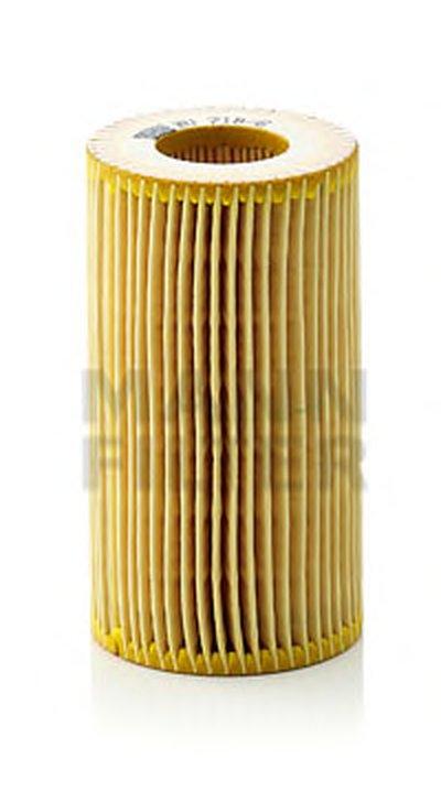 HU7186X MANN-FILTER Масляный фильтр