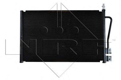 Радиатор Кондиционера NRF 35524 для авто FORD, MAZDA с доставкой-1