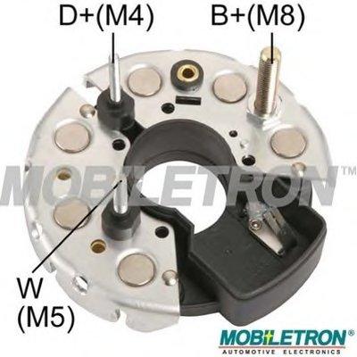 RB14H MOBILETRON Выпрямитель, генератор