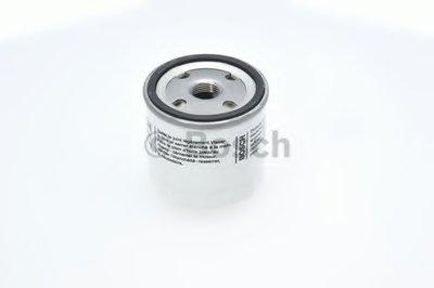 F026407078 BOSCH Масляный фильтр -2