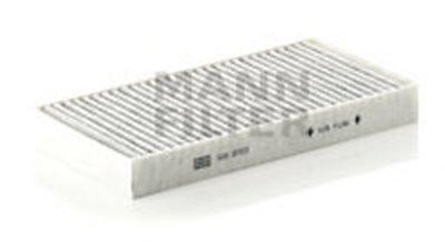 CUK27232 MANN-FILTER Фильтр, воздух во внутренном пространстве