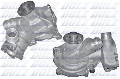 Водяной насос Dolz DOLZ M206 для авто DAEWOO, MERCEDES-BENZ, PUCH, SSANGYONG с доставкой