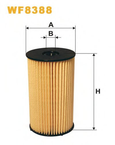 WIX FILTERS WF8388