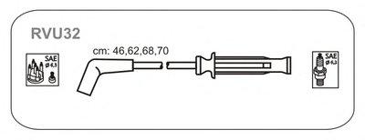 Комплект проводов зажигания JANMOR купить