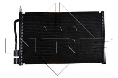 Радиатор Кондиционера NRF 35524 для авто FORD, MAZDA с доставкой-2