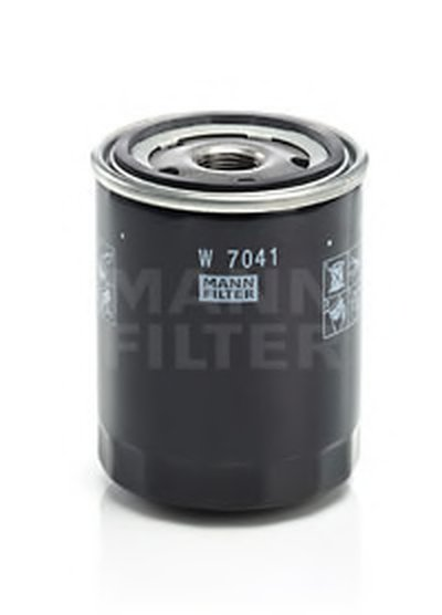 W7041 MANN-FILTER Масляный фильтр