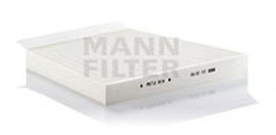 CU3172 MANN-FILTER Фильтр, воздух во внутренном пространстве