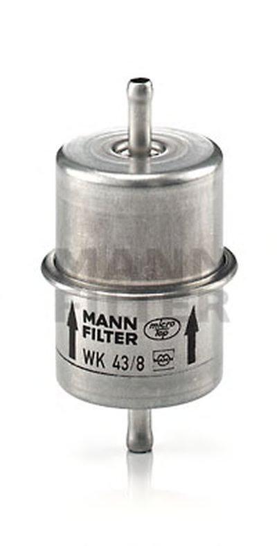 WK438 MANN-FILTER Топливный фильтр