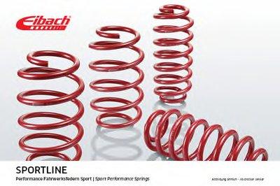 Комплект ходовой части, пружины Sportline EIBACH купить
