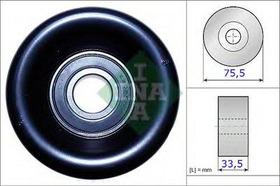 Ролик INA INA 531082710 для авто HONDA с доставкой