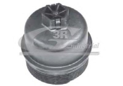 Крышка, корпус маслянного фильтра 3RG купить