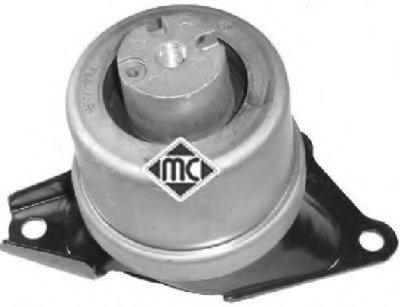 05443 METALCAUCHO Кронштейн двигателя