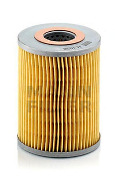 H1038 MANN-FILTER Масляный фильтр