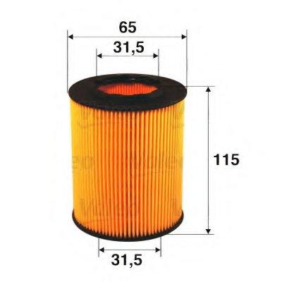 586501 VALEO Масляный фильтр