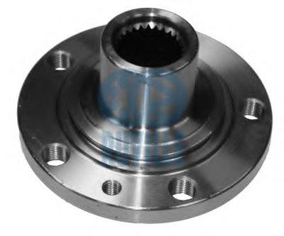 486005 RUVILLE Ступица колеса ROMEO 147; 156; 164; GTV; SPIDE Диаметр 1/диаметр 2 (мм)-42,0/59,0,  Высота [мм]-70,  Число отверстий в диске колеса-5,  Внутренне зубчатое -1