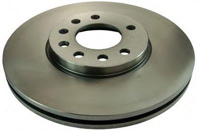 Тормозной диск DENCKERMANN B130075 для авто OPEL, SAAB с доставкой