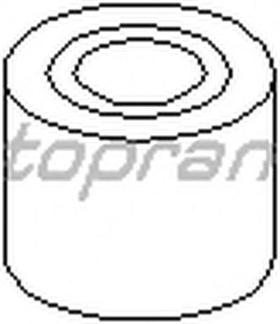 Центрирующая втулка, продольный вал TOPRAN купить