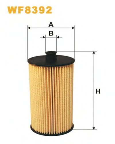 WIX FILTERS WF8392