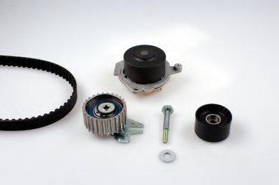 Комплект (ремень + ролик + водяной насос) HEPU PK10126 для авто ALFA ROMEO, LANCIA с доставкой